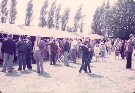 Opening of Village Hall 1982 3