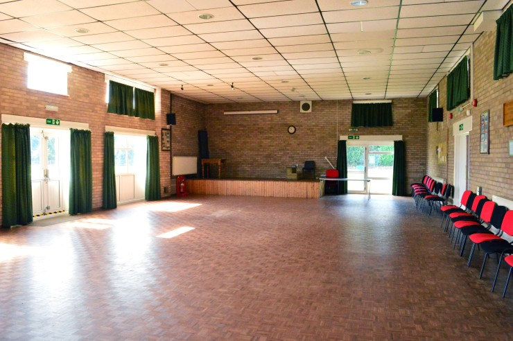 view to stage